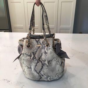 Kate Spade snakeskin bag